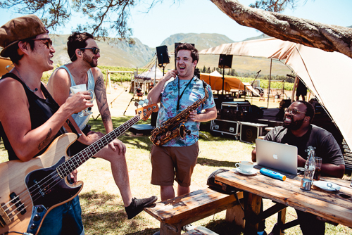 Jeremy Loops Band
